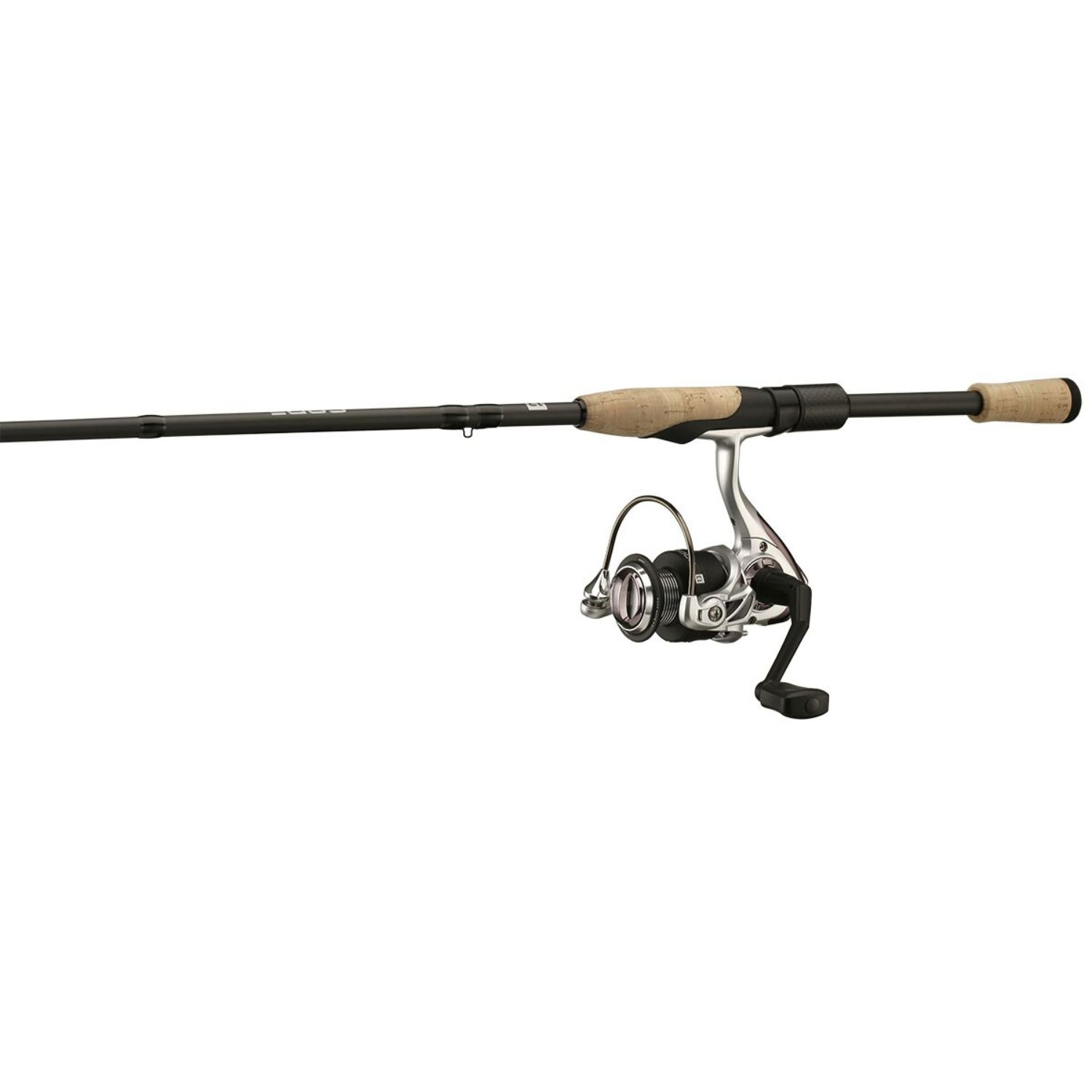 13 Fishing Code Silver 6 ft 6 in M Spinning Combo