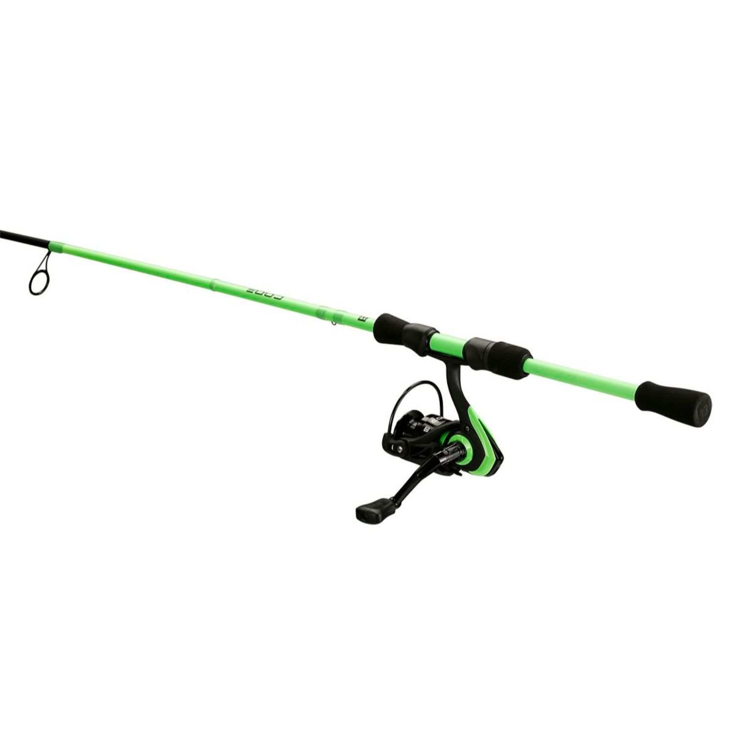 13 Fishing Code Neon 6 ft 7 in MH Spinning Combo