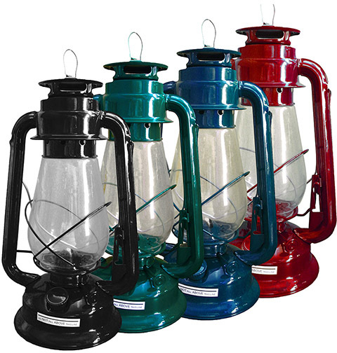 L2250CS 12 IN. HURRICANE LANTERN