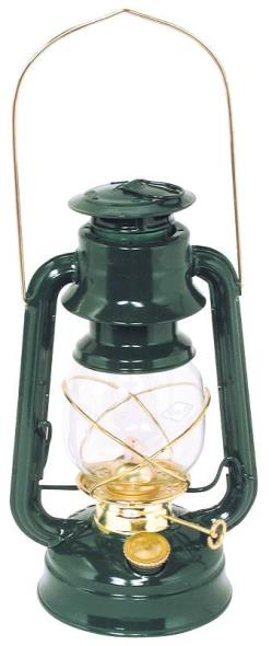 21st Century 210-76040 Centennial Oil Lantern, Hunter Green