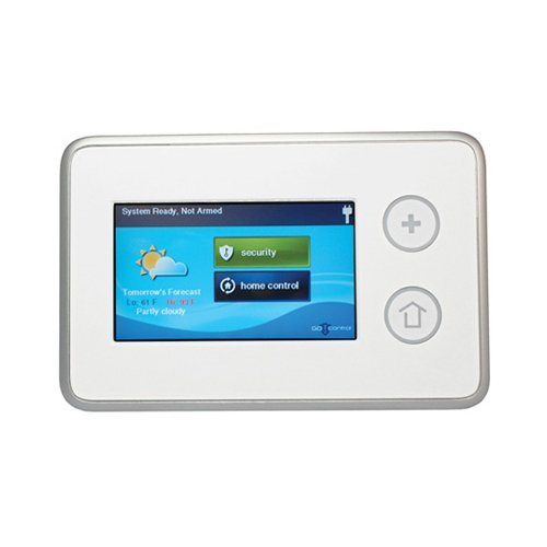 "2gig 4.3"" Wireless Touch Screen Keypad"