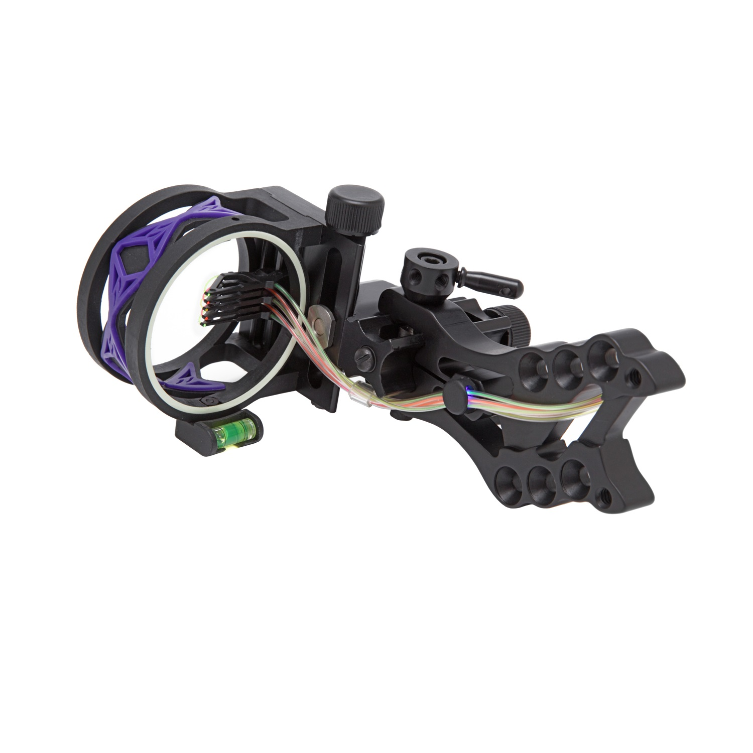 .30-06 Shocker 5 Pin Bow Sight w/Purple Damper