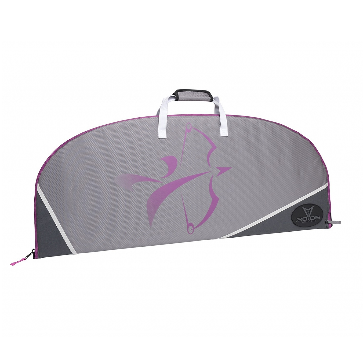 """.30-06 Outdoors 40"""" Freestyle Bow Case with Purple Accent"""