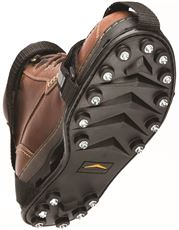 STABILICERS� MAXX ICE TRACTION GEAR, STRAP ON, BLACK, LARGE