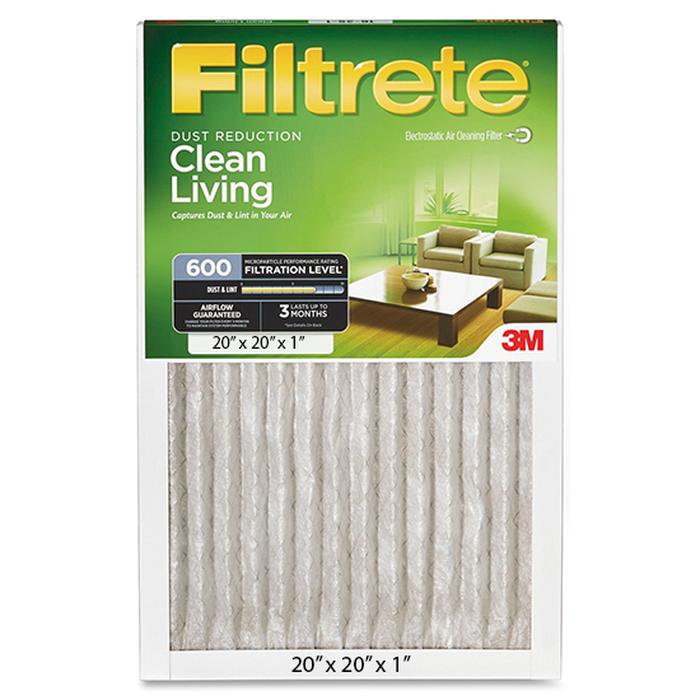 20X20X1 Inches Filtrete Filter