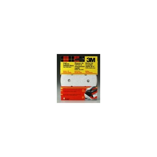 9147NA 5 IN. 80 GRIT QUICK CHANGE DISC