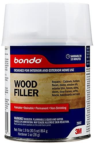 Quart Wood Filler