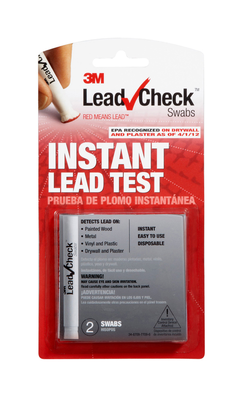 Lc-2S24C 2 Pack Lead Check Swab