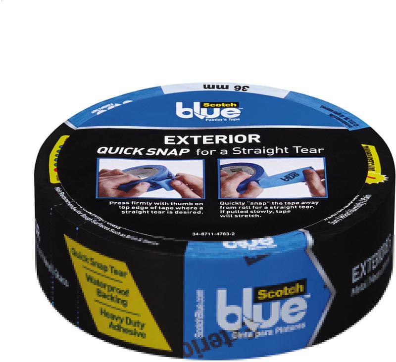 1.5X45 Exterior Blue Tape