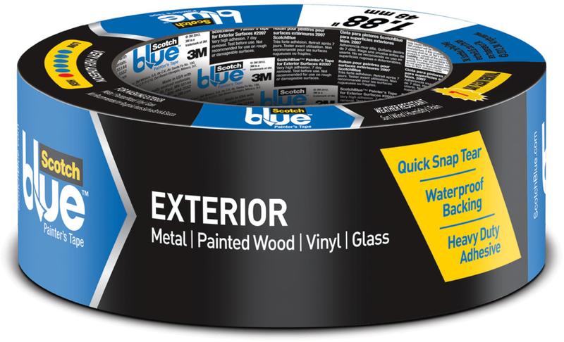 2X45 Exterior Blue Tape