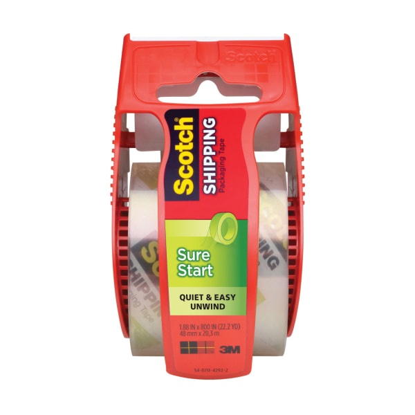 145 1.88 IN. X800 IN. CL PACKING TAPE