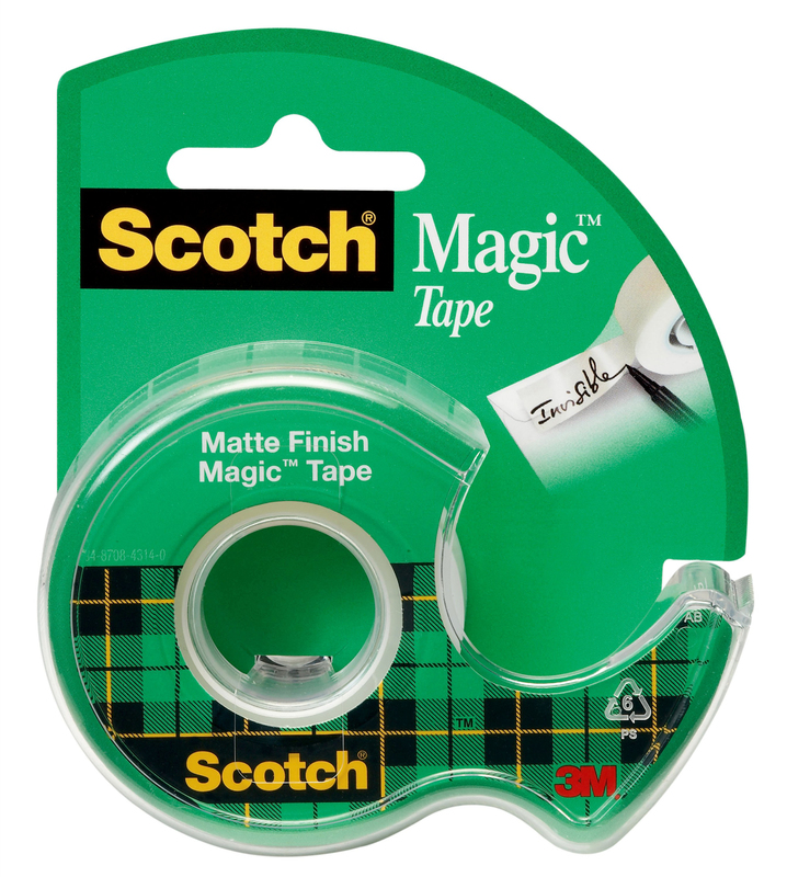 105 3/4 IN. X300 FT. TAPE & DISPENSER
