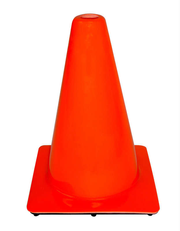 90127 12 IN. SAFETY CONE