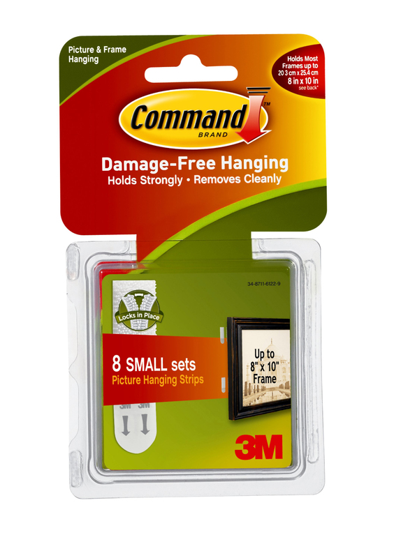 17205 SM PICTURE HANG STRIPS