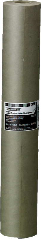 MP-18 18 IN. X60 YD MASKING PAPER