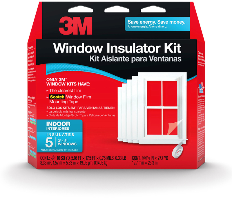 62X210 WINDOW INSULATOR KIT