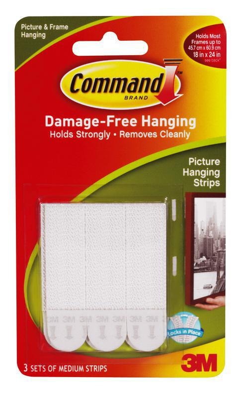 17201 MED PICTURE HANG STRIP