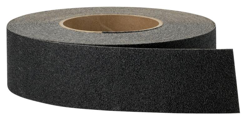 2 INCHES X60 FEET BLACK SAFETY-WALK