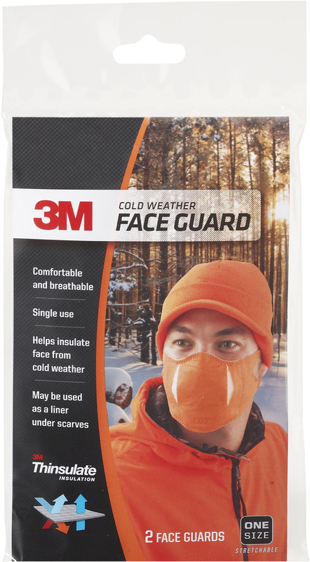 FG-2PK-CS-O WINTER FACEGUARD