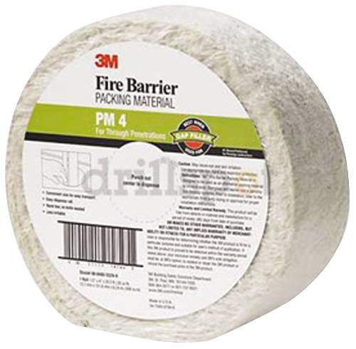 3M FIRE BARRIER PACKING MATERIAL GRAY