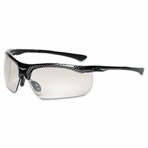 SmartLens Safety Glasses, Photochromatic Lens, Clear Frame