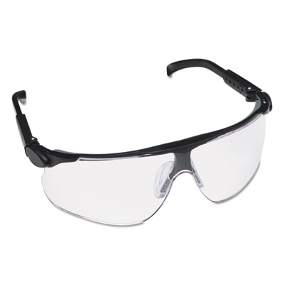 Maxim Protective Eyewear, Teal Frame/Clear Lens, Anti-Fog/Scratch Coat,20/Ctn