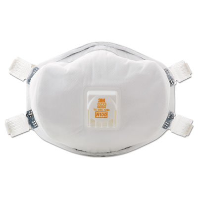 N100 Particulate Respirator Face Mask