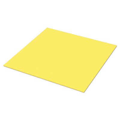 Big Notes, Unruled, 11 x 11, Yellow, 30 Sheet