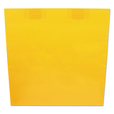 Big Notes, Unruled, 15 x 15, Neon Orange, 30 Sheet