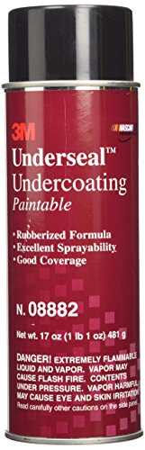 RUBBER UNDERCOATING 24 OZ