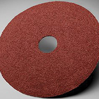 SANDPAPER FIBRE DISC 5IN 36GRD