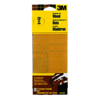 SANDPAPER MED GRIT 3-2/3INX9IN