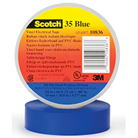 TAPE ELECTRICAL 3/4 X 66 BLUE