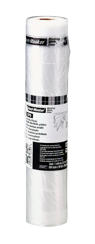 PLASTIC CNTRCTR PREFOLD 9X90FT