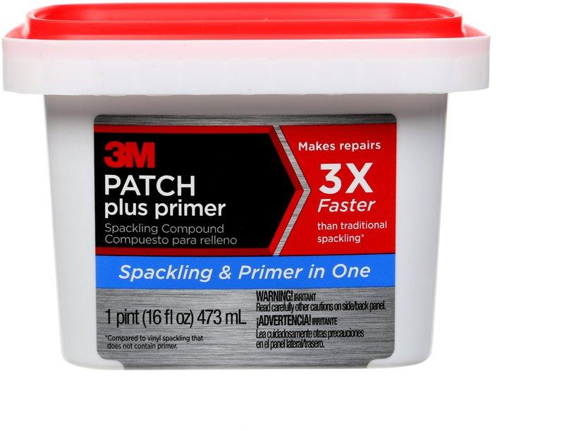 PRIMER SPACKLNG COMP GRAY 16OZ