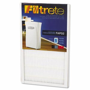 Filtrete HEPA Plus FAPF02 Replacement Filter, For Use with FAP01 and FAP02 Room Air Purifier