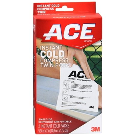 COMPRESS COLD INSTANT TWIN PK