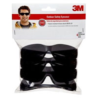 GLASS SAFETY GREY FRAME & LENS