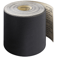 3M 15299 Floor Surfacing Paper, 50 yd Roll x 8 in, 100-2/0 Grit