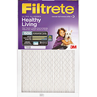 Filtrete 2022DC-6 Ultra Allergen Reduction Air Filter, 30 in L x 20 in W x 1 in T