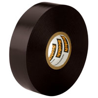 TAPE ELECT VNYL BLK 3/4INX60FT