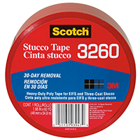 Scotch 3260-A Heavy Duty Duct Tape, 1.88 in W x 60 yd L, Polyvinyl Backing, Red?/Pink