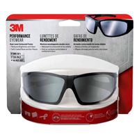 EYEWEAR SFTY MIRRORED SILVER