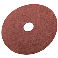 3M 20054 Coated Sanding Disc, 5 in, 80 Grit, 7/8 in Arbor