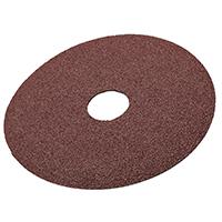 3M 77596 Coated Sanding Disc, 4-1/2 in, 36 Grit, 7/8 in Arbor