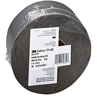 3M Safety-Walk Self-Adhesive Anti-Slip Tape, 2 in W X 180 in L, Clear