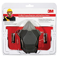 3M 62023HA1-C Respirators, Multi-Purpose