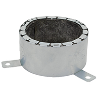 FIRE BARRIER PIPE COLLAR 3IN