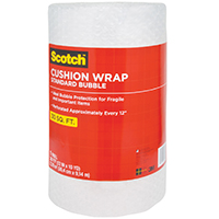Scotch 7929 Cushion Wrap, 30 ft L X 12 in W