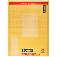 3M 8915 Moisture Resistant Smart Mailer, 10-1/2 X 15 in, Self-Seal, Plastic